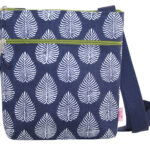 Small Cotton Messenger bags
